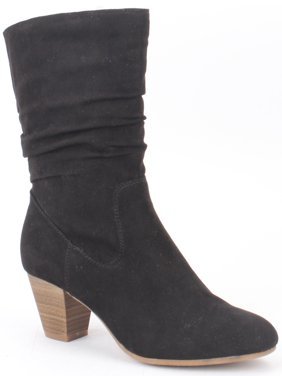 Women's Time And Tru Slouch Boot