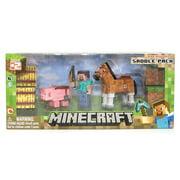 Minecraft Overworld Saddle Pack