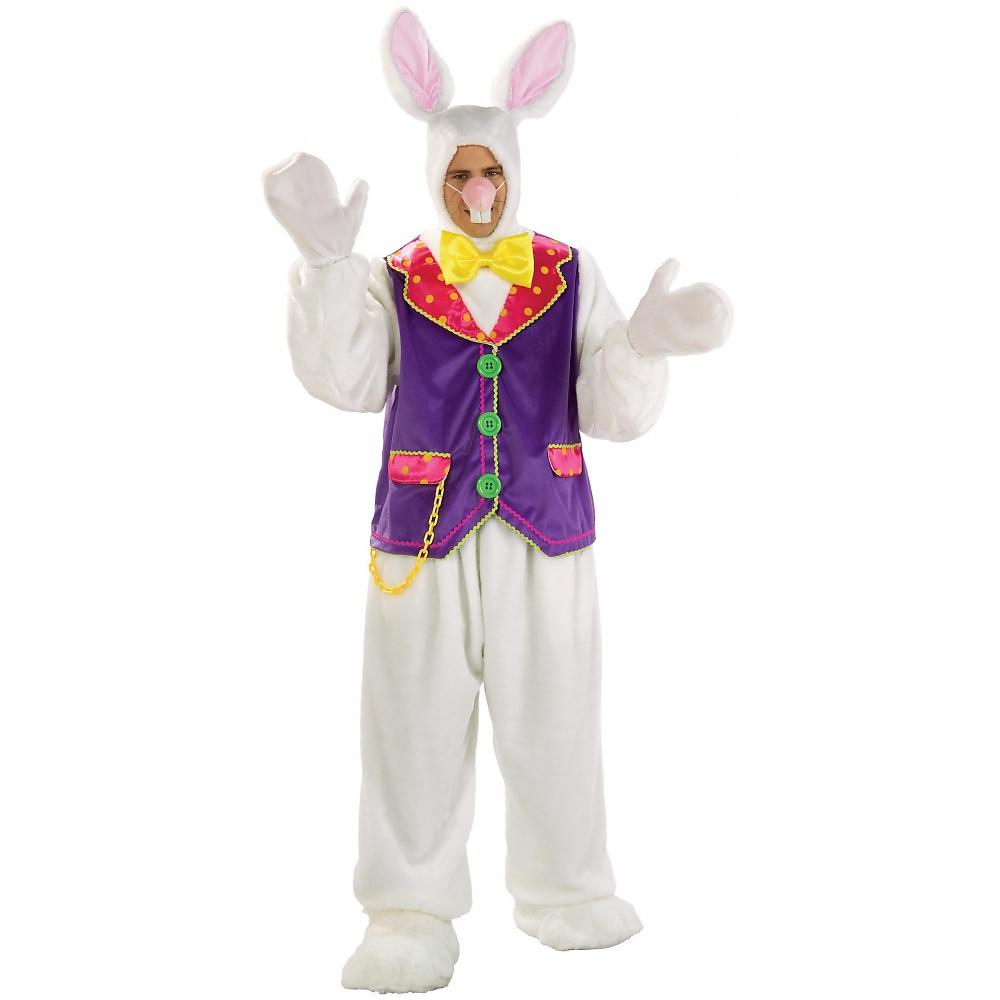 Deluxe Bunny Adult Costume - Standard