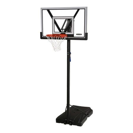 Lifetime Adjustable Portable Basketball Hoop (48-Inch),