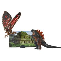 """Godzilla King of Monsters: Monster Match Up Action Figure set featuring 3.5"""" Mothra"""