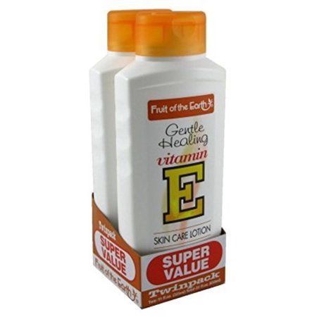 Fruit of the Earth Vitamin-E Skin Care Lotion 11