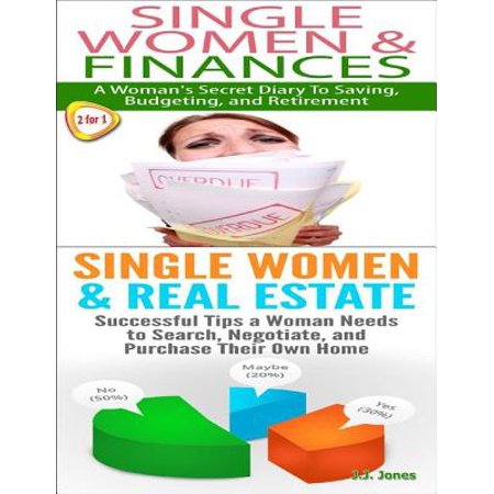 Single Women & Finances & Single Women & Real Estate - eBook