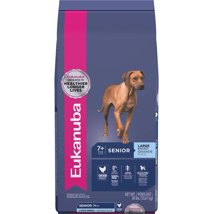 Dog Food: Eukanuba Senior Large Breed