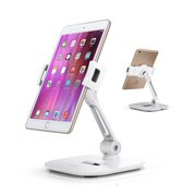 Best Tablet Floor Stands - AboveTEK Stylish Aluminum Tablet Stand, Cell Phone Stand Review