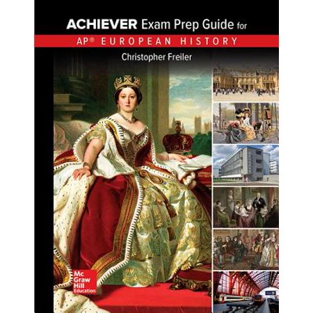 Freiler, AP Achiever Exam Prep Guide European History, 2017, 2e, Student - Halloween History For Students