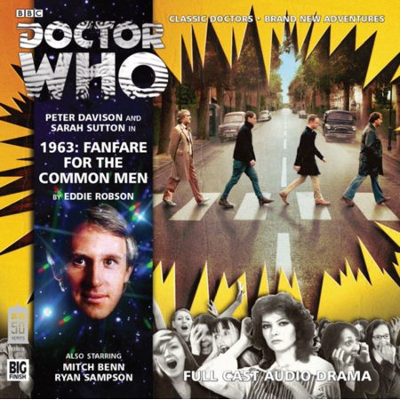 1963: Fanfare for the Common Men (Doctor Who) (Audio (Fanfare For The Common Man Score Imslp)