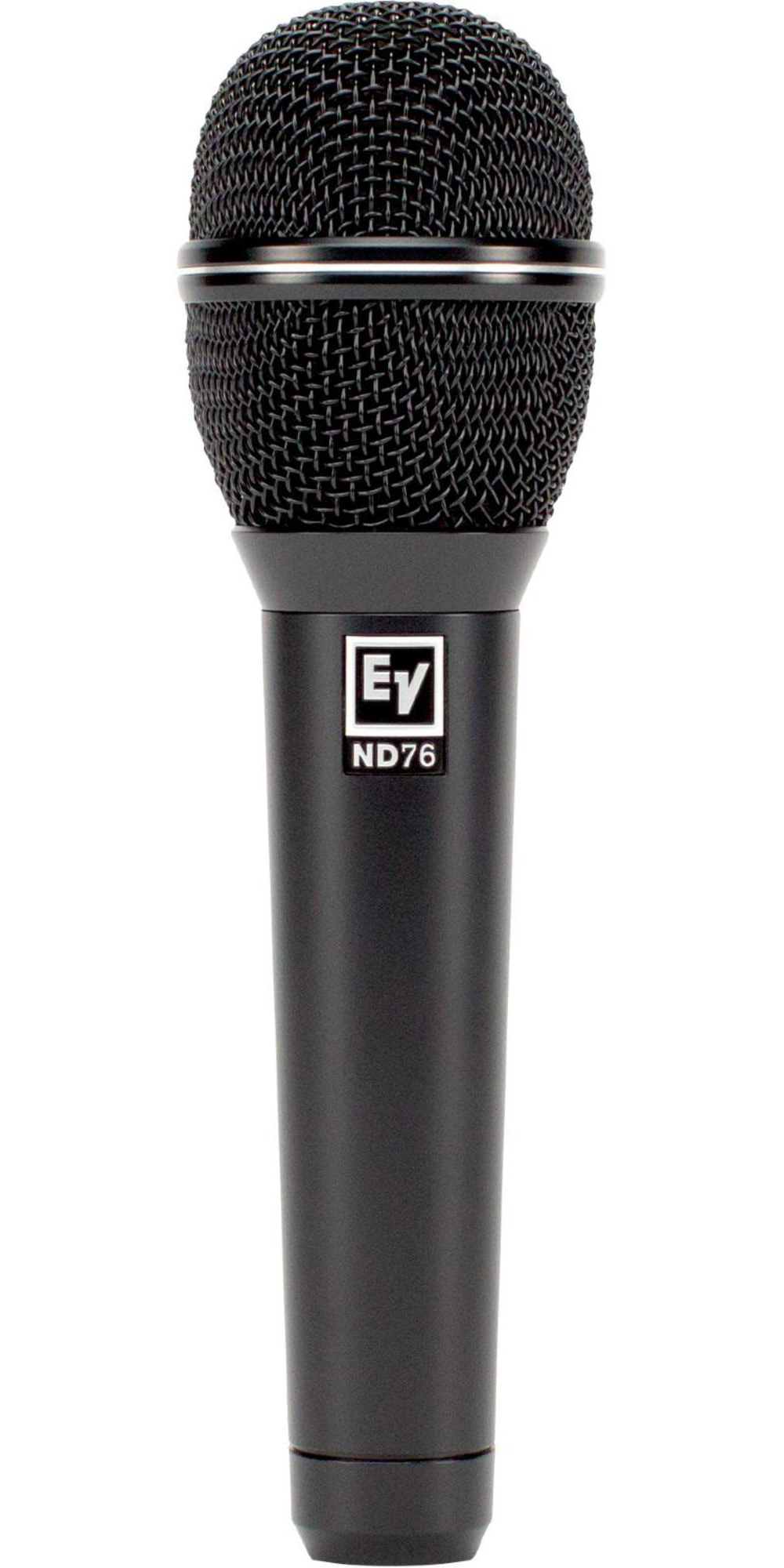 Electro-Voice ND76 Dynamic Cardioid Vocal Microphone by Electro-Voice