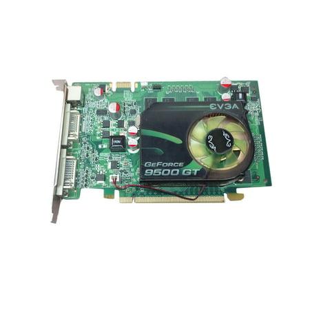 Refurbished EVGA Nvidia Geforce 9500 GT 512MB DDR2 SDRAM PCI Express x16 Video Card (R9 280x Video Card)