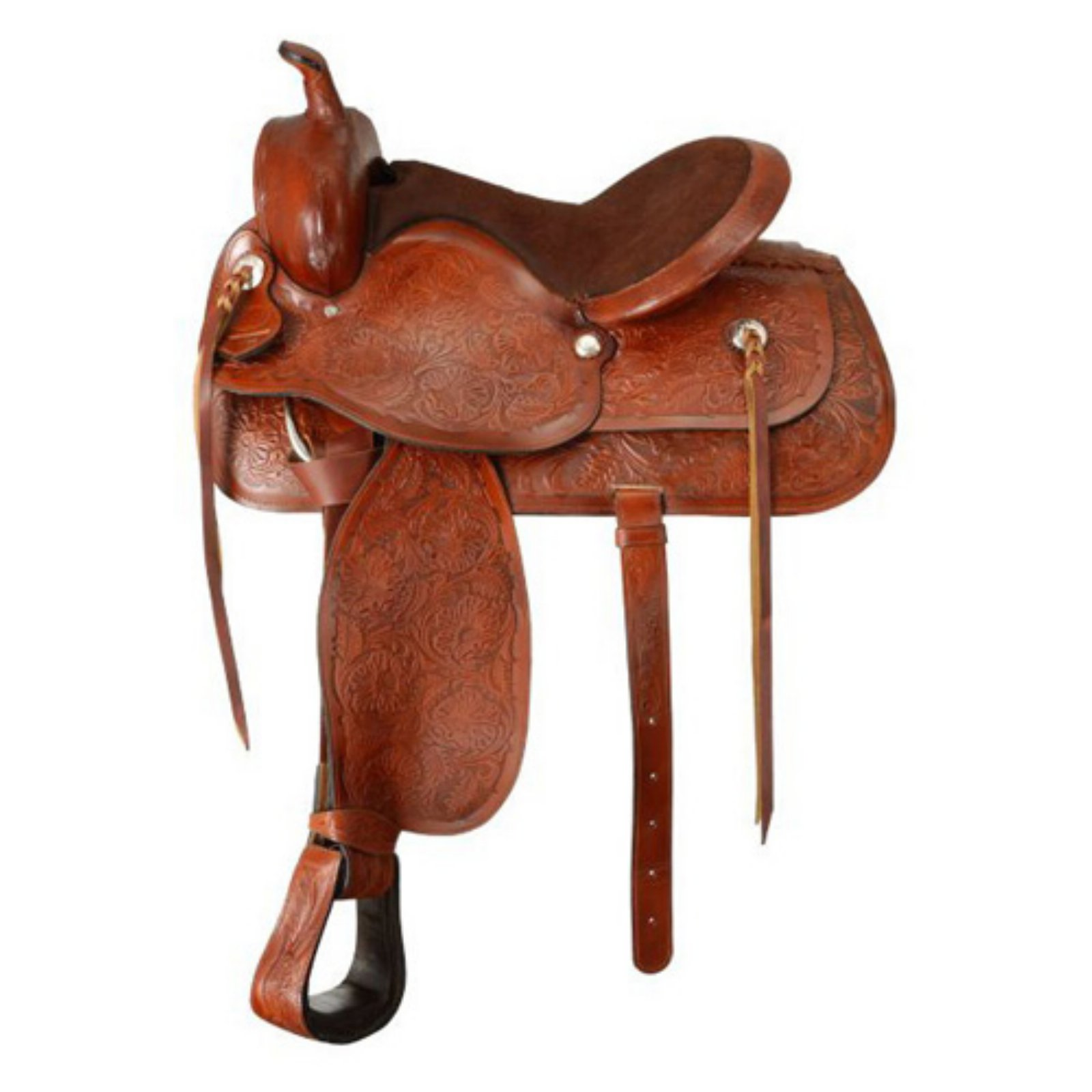 King Series Lancaster Trail and Show Saddle