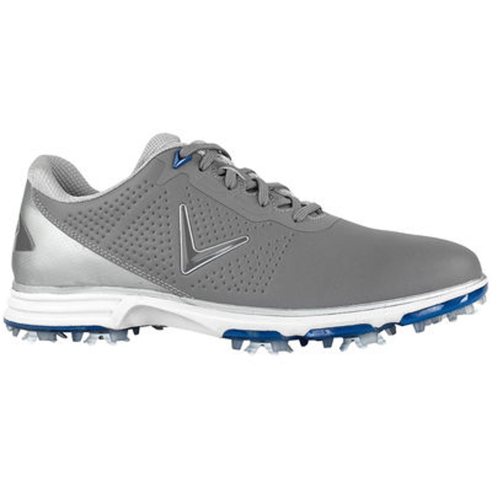 NEW Mens Callaway Coronado Golf Shoes CG100WM Grey / Blue
