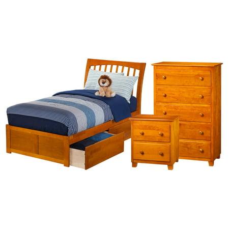 Atlantic Furniture Orleans Bedroom Set