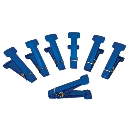 Graded Pinch Finger Exerciser - 7 replacement pinch pins - Blue, heavy - image 3 of 3