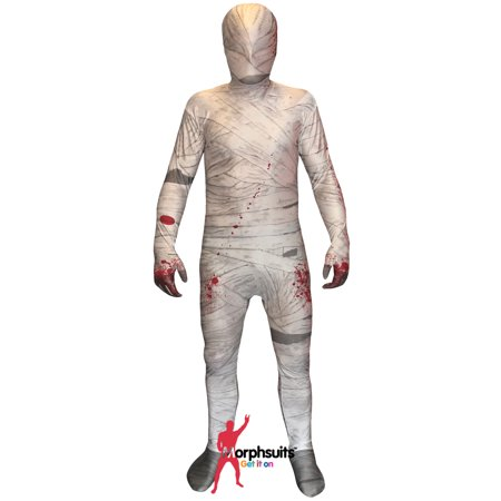 Original Morphsuits Mummy Kids Suit Character Morphsuit - Mommy Costumes