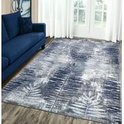 A2Z Paris 1941 Paisley Modern Designer Soft Medium Bedroom Area Rug Tapis Carpet (3x5 4x6 5x7 5x8 7x9 8x10)