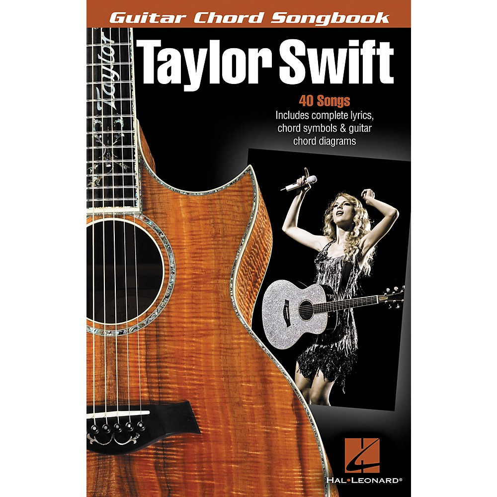 Hal Leonard Taylor Swift Guitar Chord Songbook Walmart