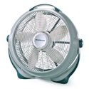 "Lasko 20"" Wind Machine Indoor Pivoting Floor Fan"
