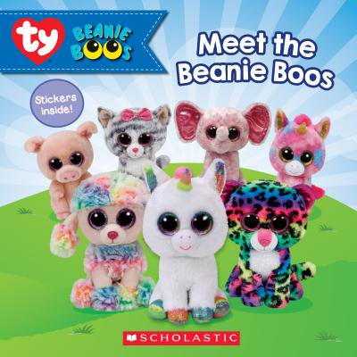 Meet the Beanie Boos](I'm Here For The Boos Halloween)