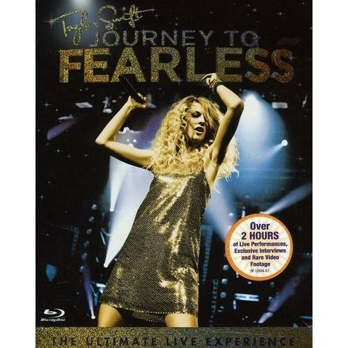 Journey To Fearless (Music Blu-ray)