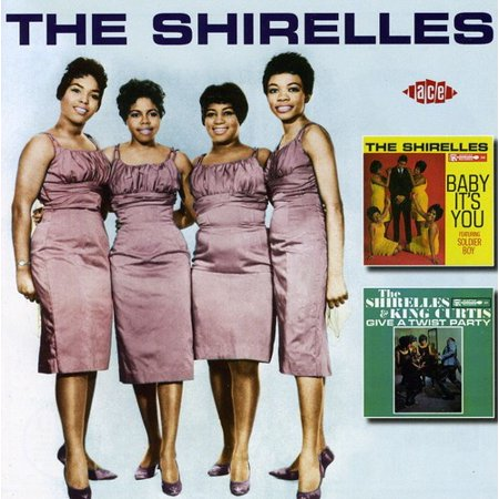 Baby It's You/The Shirelles and King Curtis Give A Twist Party