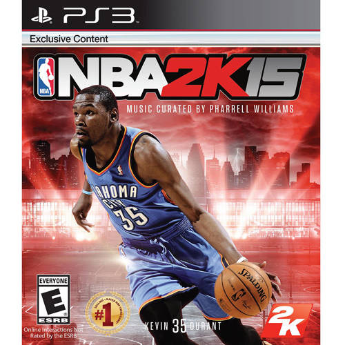 NBA 2K15 (PS3) - Pre-Owned