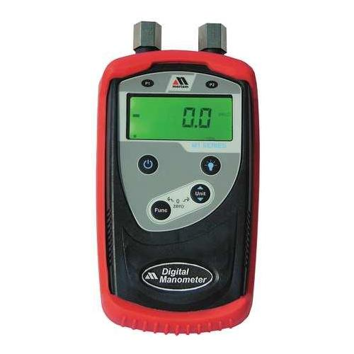 Meriam ZM100-12, Digital Manometer.0 to 30 PSIG.+/-0.25
