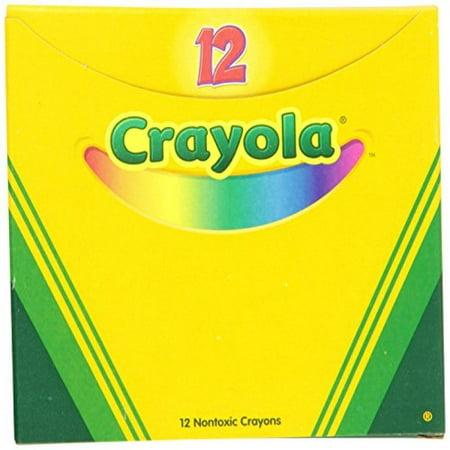 Crayola Bulk Crayons (12 Count), Brown