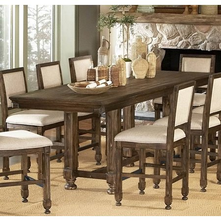 woodbridge home designs 893 series counter height dining table
