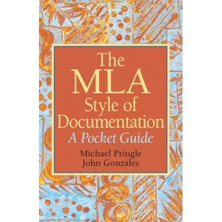 The MLA Style of Documentation