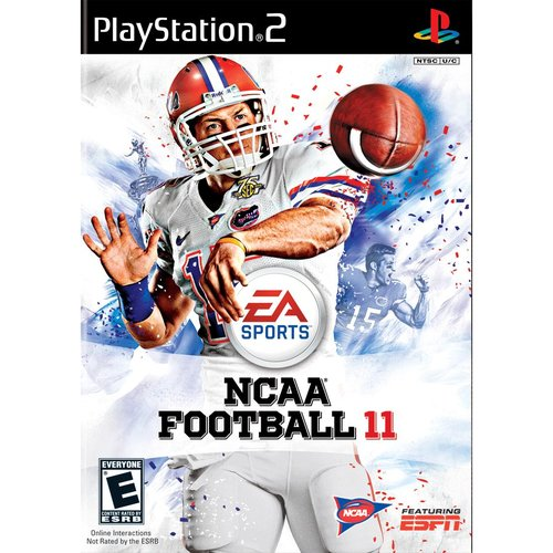 NCAA Football 11 (PS2)