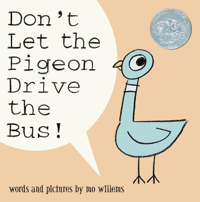 Don't Let the Pigeon Drive the Bus! (Hardcover)