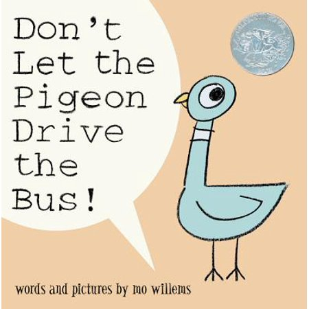 Don't Let the Pigeon Drive the Bus! (Dont Let Breast)
