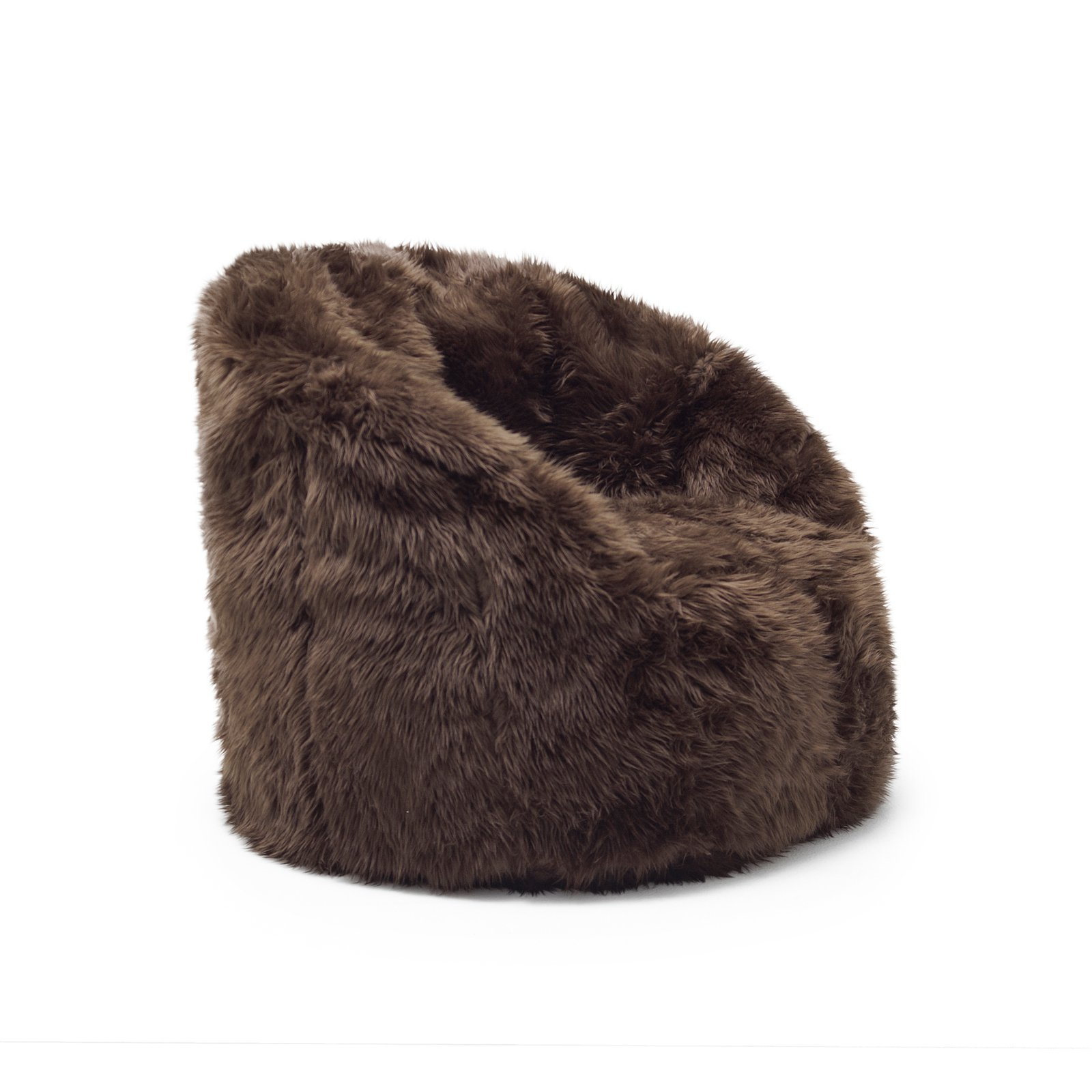 Big Joe Milano Bean Bag Shag Chair