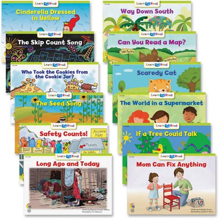 Who Took The Cookie From The Cookie Jar Book Beauteous Creative Teaching Press Learn To Read Level DE Variety Pack