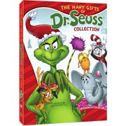 The Many Gifts of Dr. Seuss 4 Film Collection by