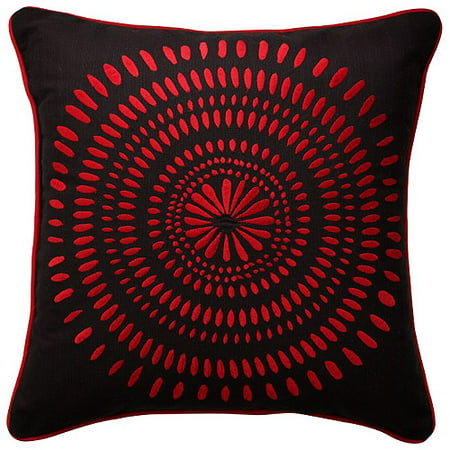 Hometrends Nadris Coordinating Decorative Pillow 40x40 Walmart Stunning Coordinating Decorative Pillows