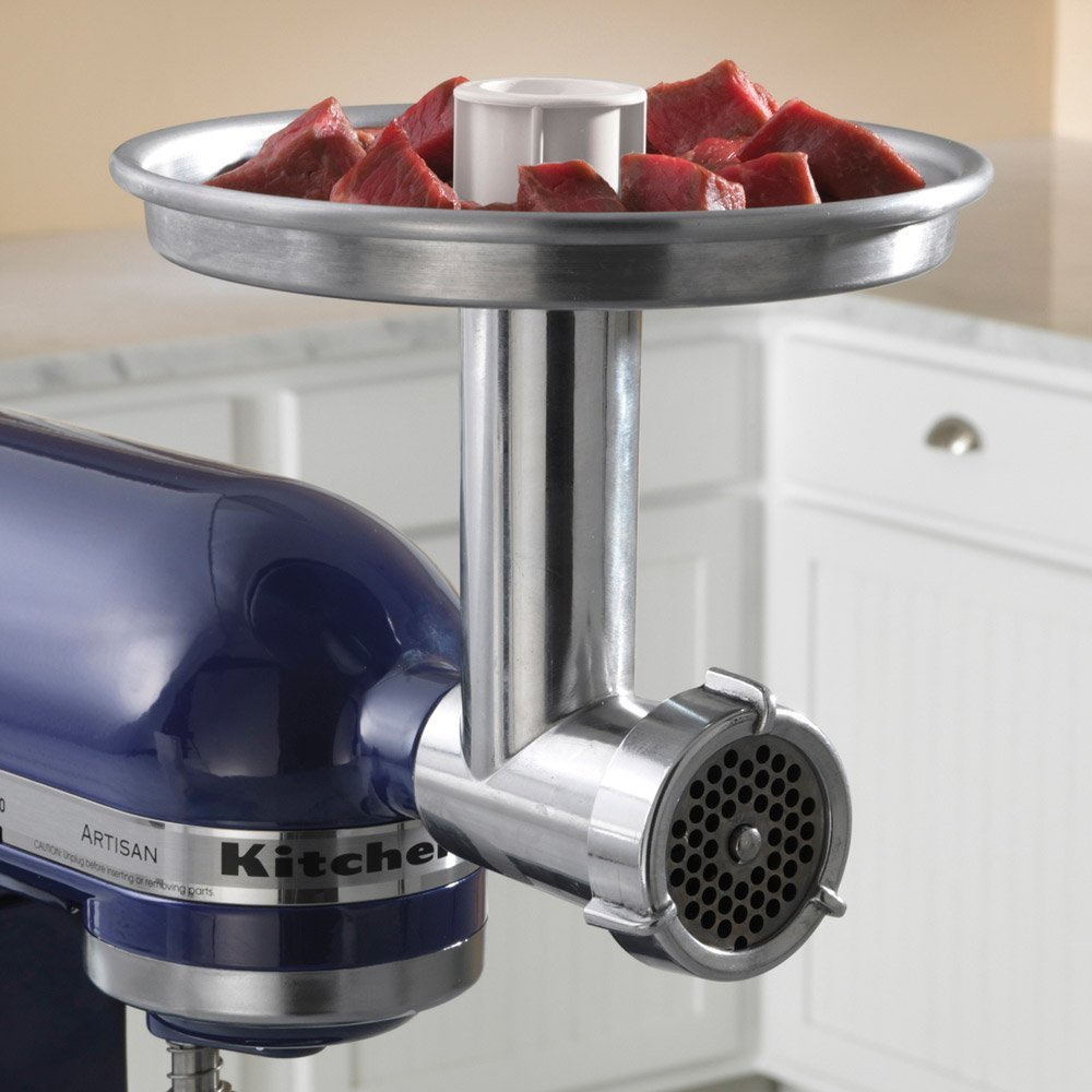 Kitchenaid Mincer Attachment chef'schoice m 799 chef's choice professional meat grinder