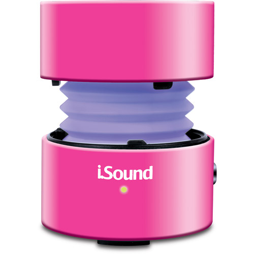 iSound Fire Glow Mini Wired Speaker