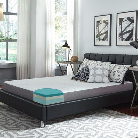 Slumber Solutions Choose Your Comfort 8 Inch Gel Memory Foam