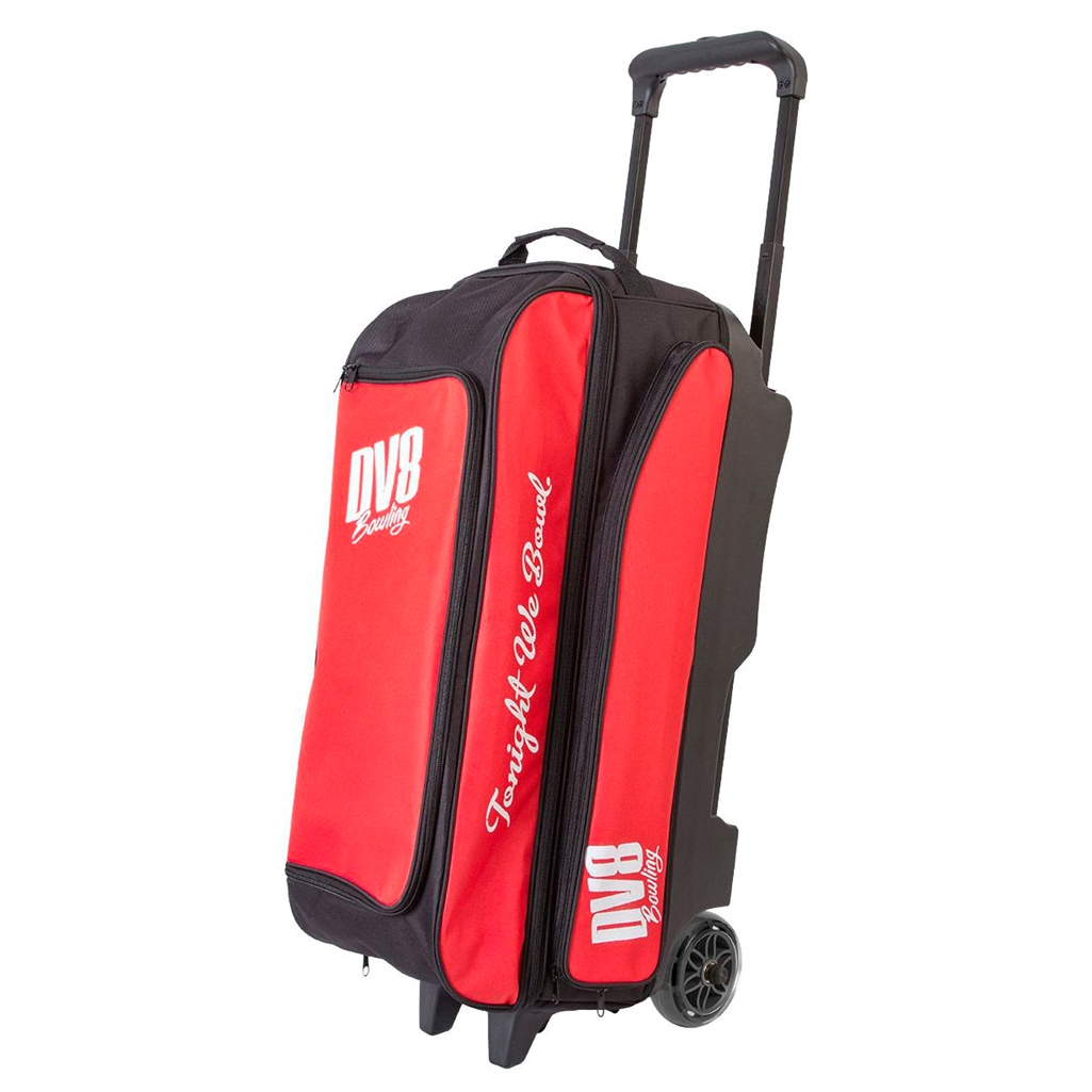 DV8 Freestyle Triple Roller Bowling Bag
