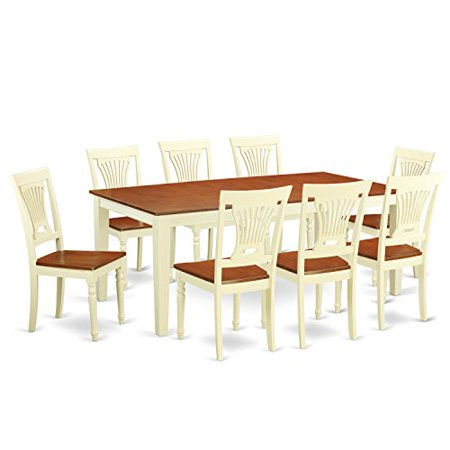 piece dining room set dining room table and 8 dining room chairs