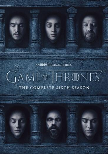 Game of Thrones: The Complete Sixth Season (DVD) by WARNER HOME VIDEO