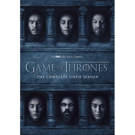 Game of Thrones: The Complete Sixth Season (DVD) - Halloweentown 6