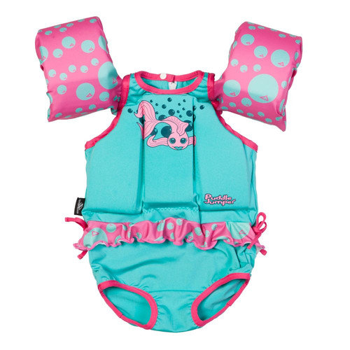 Stearns PFD Puddle Jumper Suit Girl Fish C004