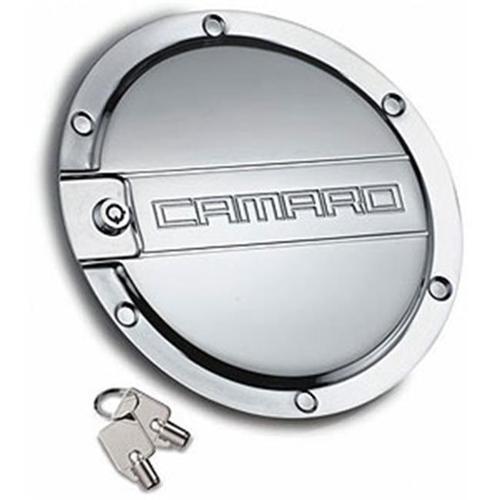 Defenderworx CP-1006 Fuel Door Polished