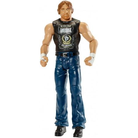WWE Dean Ambrose Core Action Figure - Wwe Halloween Dean Ambrose