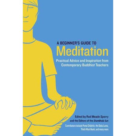 A Beginners Guide to Meditation: Practical Advice and Inspiration from Contemporary Buddhist Teachers by