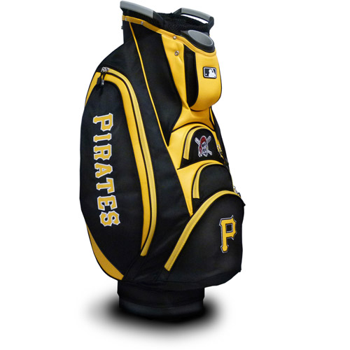 Click here to buy Team Golf MLB Pittsburgh Pirates Victory Golf Cart Bag by Team Golf.