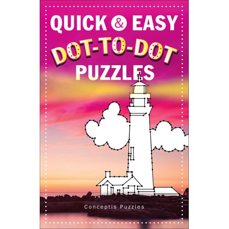 Quick & Easy Dot-To-Dot Puzzles - Quick And Easy Preschool Halloween Crafts
