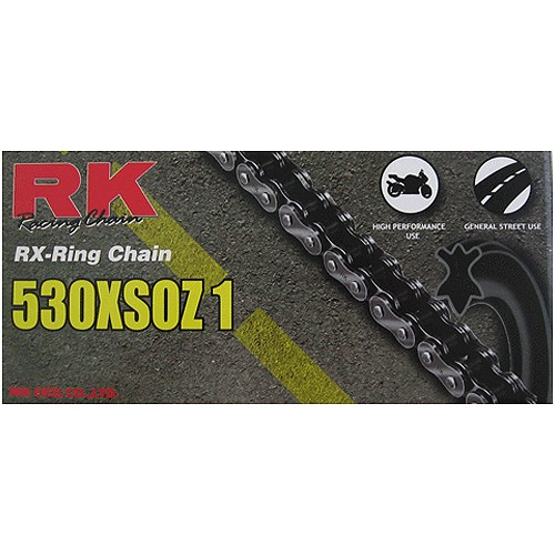 RK 530XSOZ1 RX-Ring Chain 120 Link